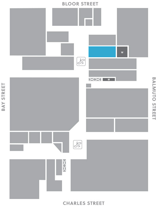Concourse level, A26 store mapped location