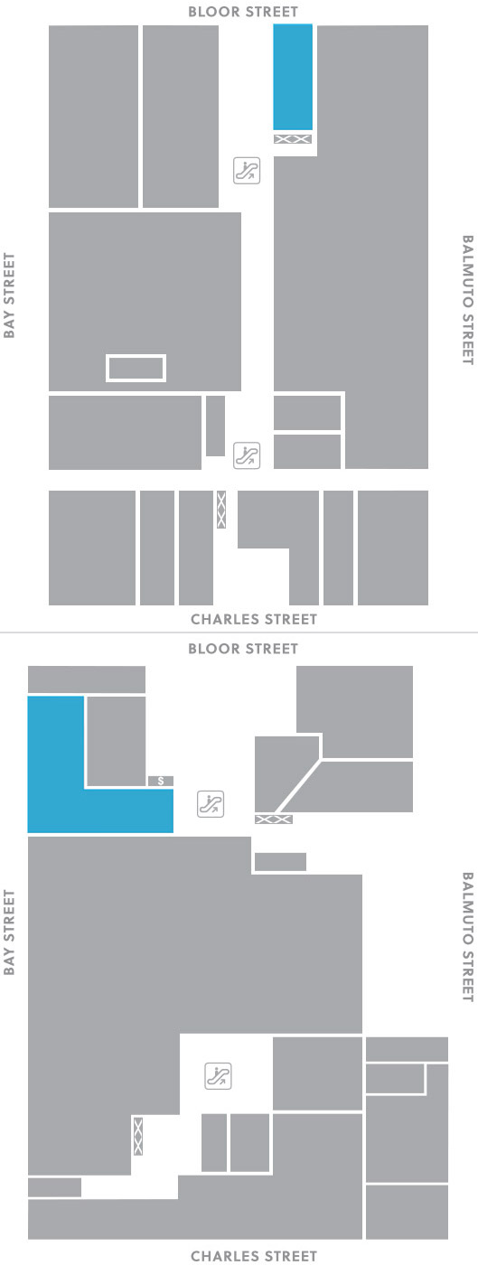 B16 & C2 store mapped location