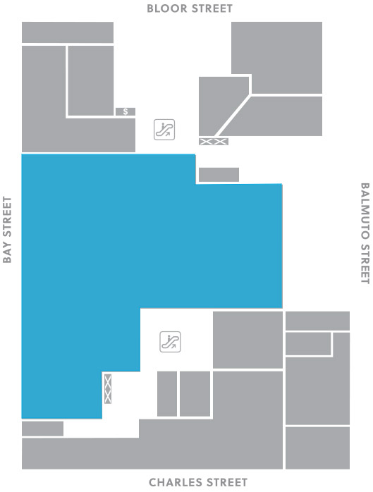 Second level, C4 store mapped location