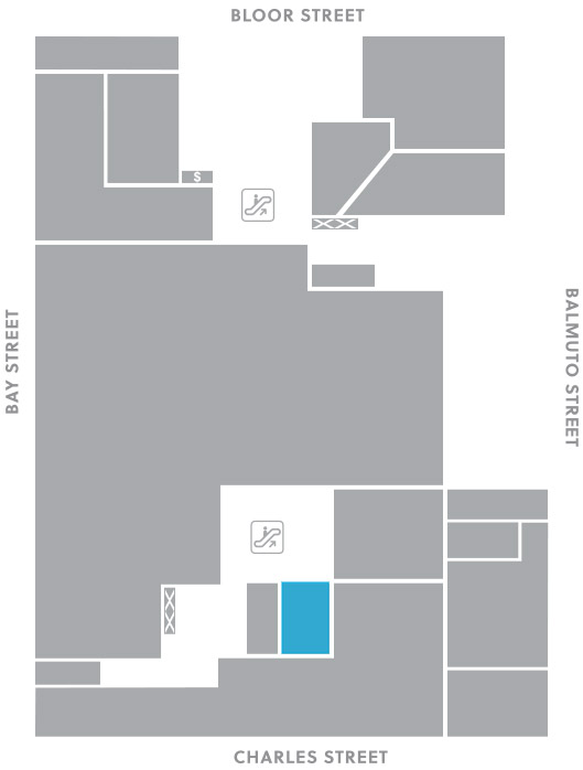 Second level, C7 store mapped location